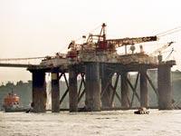 Sedco סדקו לוויתן אסדת קידוח אסדה / צילום: רויטרס
